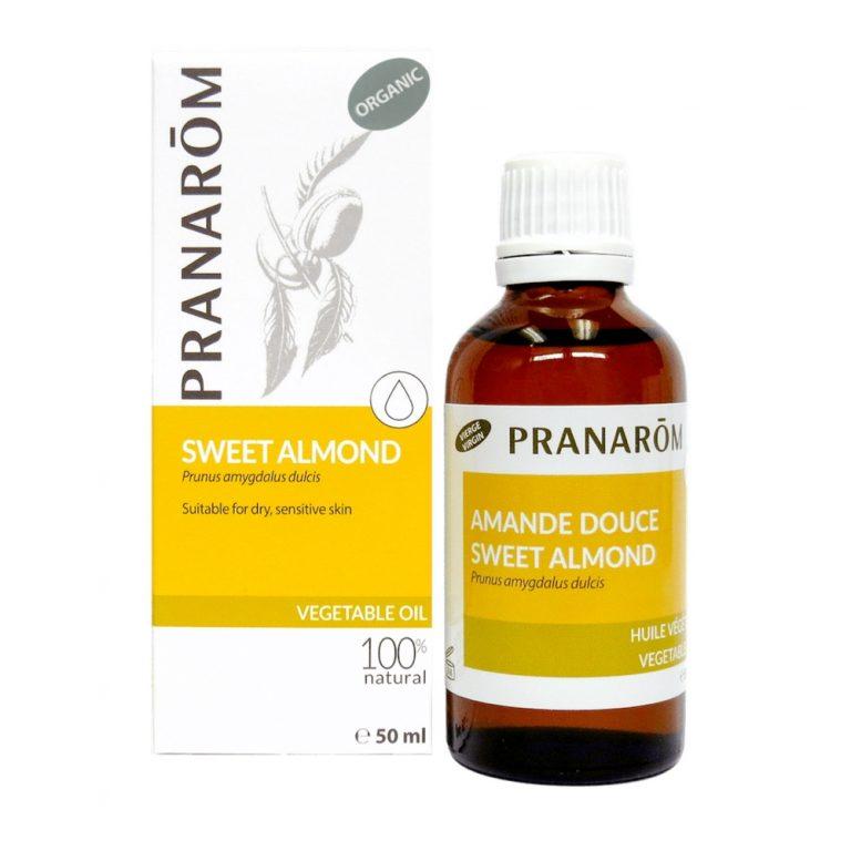 Sweet Almond Vegetable Oil Skin Care
