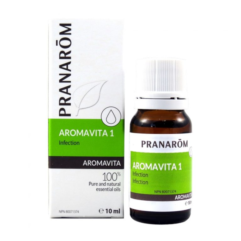 Pranarōm AROMAVITA Infection, Essential Oils For Flu
