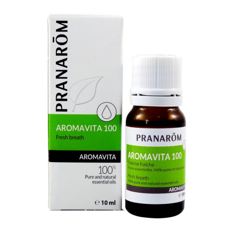 Pranarōm AROMAVITA Fresh Breath Essential Oil