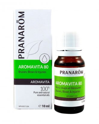Pranarōm AROMAVITA Bruises, Blows and Injuries Essential Oil Blend