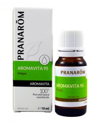 Pranarōm AROMAVITA Fatigue Essential Oil Blend