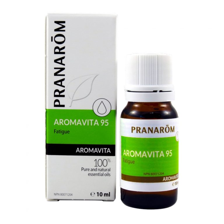 Pranarōm AROMAVITA Fatigue Essential Oil Blend