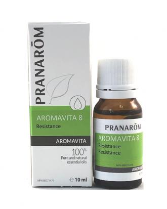 Pranarōm AROMAVITA Resistance Essential Oil Blend
