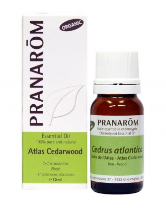 Atlas Cedarwood Chemotyped Essential Oil