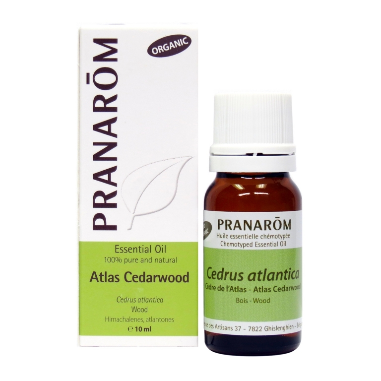 Atlas Cedarwood Chemotyped Essential Oil
