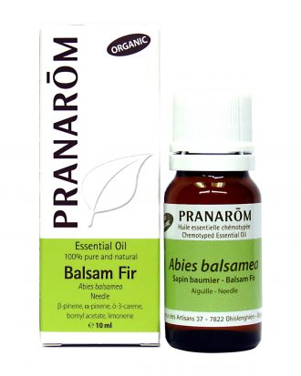 Balsam Fir Chemotyped Essential Oil