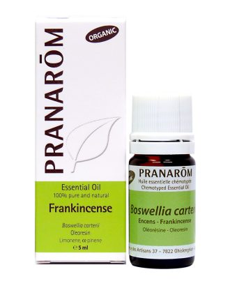 Frankincense Chemotyped Essential Oil