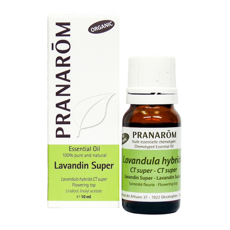 Lavandin Super Chemotyped Essential Oil