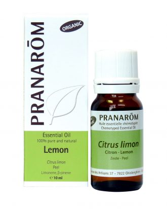 Lemon Chemotyped Essential Oil