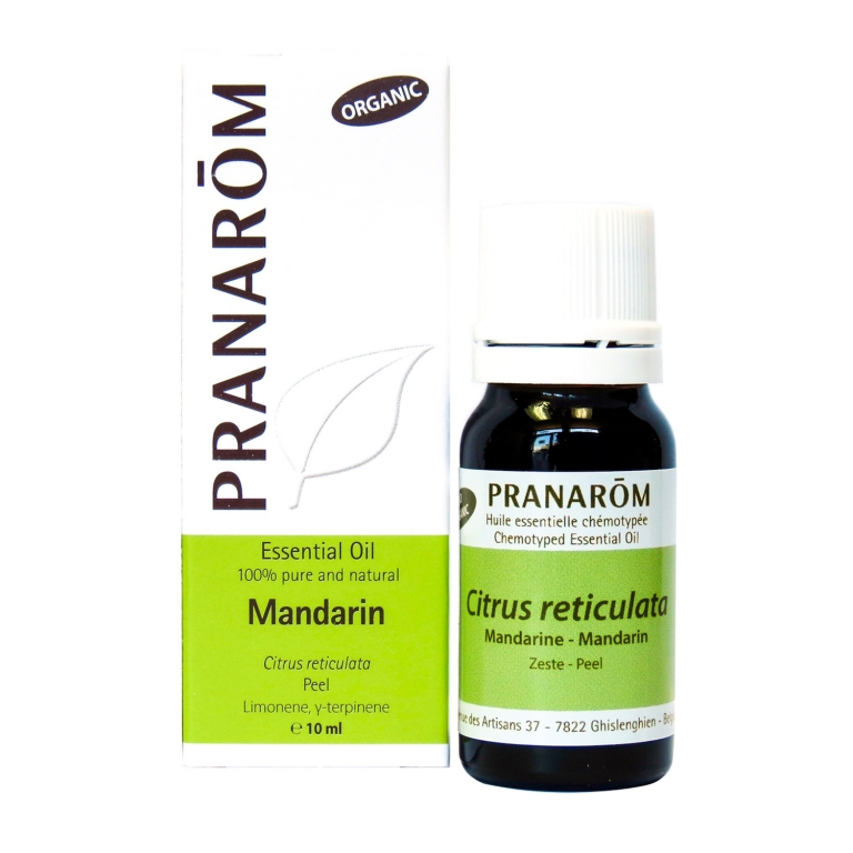 Mandarin Chemotyped Essential Oil
