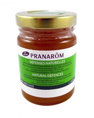 Pranarôm Natural Defences Honey ORGANIC 100ml