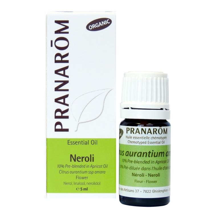 Neroli (10% pre-blended) Chemotyped Essential Oil