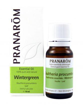 Wintergreen Chemotyped Essential Oil