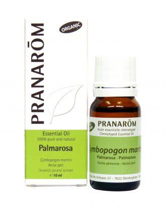 Palmarosa Chemotyped Essential Oil
