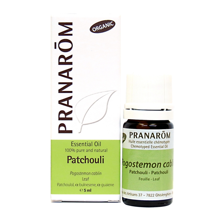 Patchouli Chemotyped Essential Oil