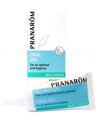 Pranarom Buccarom Buccal Gel Dental and Oral Hygiene