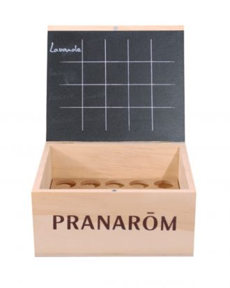 Pranarom Carrying Case 20, Essential Oil Carrying Case