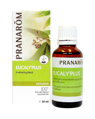 Eucaly'Plus Chemotyped Essential Oil