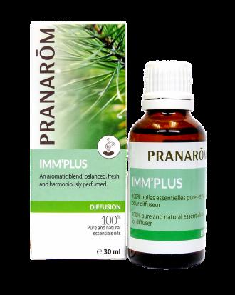 Imm'Plus Natural Chemotyped Essential Oils