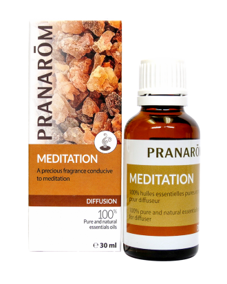 Meditation Chemotyped Essential Oils