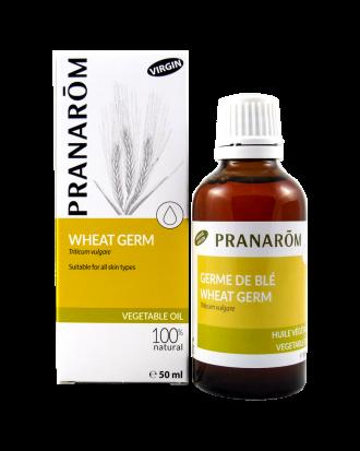 Wheat Germ Vegetable Oil on Skin, Vegetable Oil Skin Care