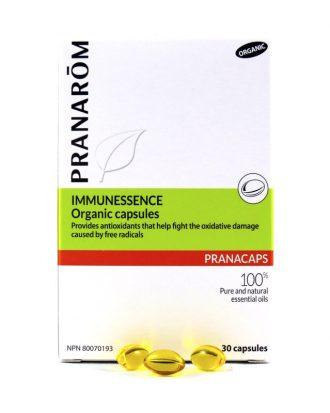Pranarom Immunessence Capsules