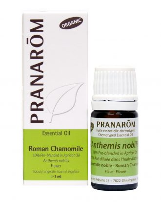 Roman Chamomile (10% pre-blended) Chemotyped Essential Oil