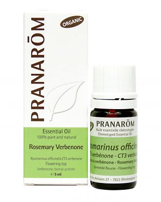 Rosemary Verbenone Chemotyped Essential Oil