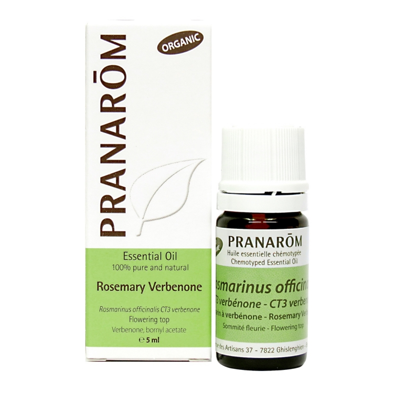 Rosemary Verbenone Chemotyped Essential Oil