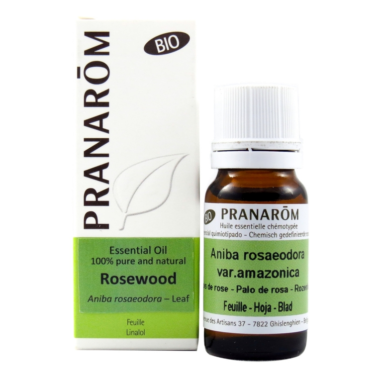 Rosewood Chemotyped Essential Oil