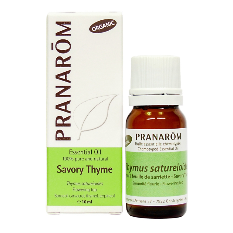 Savory Thyme Chemotyped Essential Oil