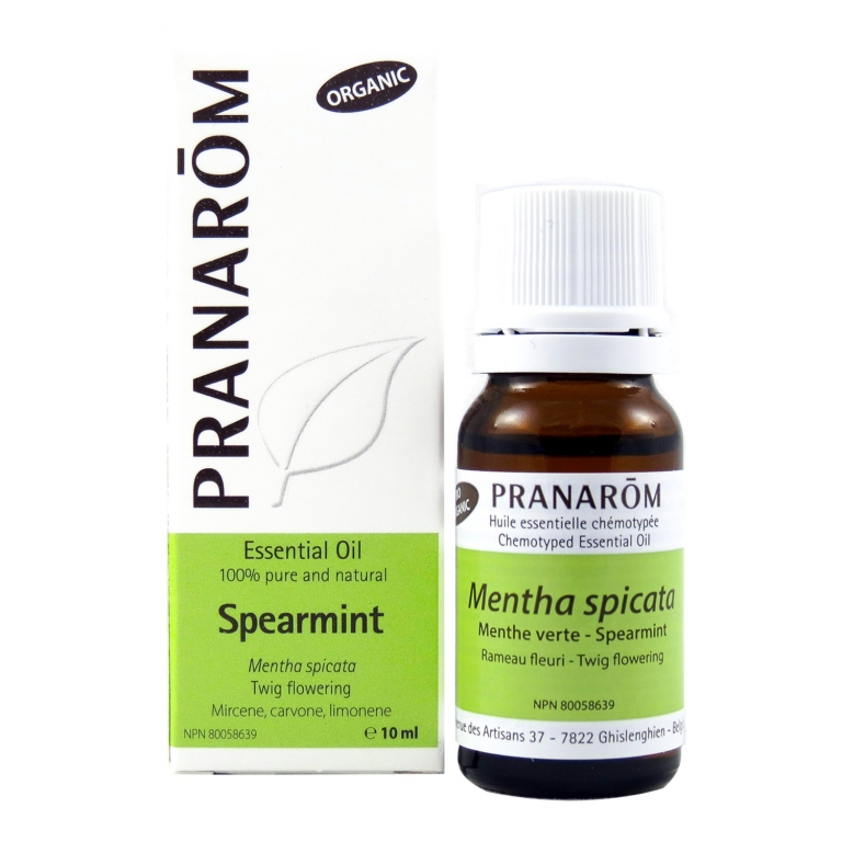 Spearmint Chemotyped Essential Oil