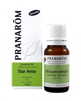 Star Anise Chemotyped Essential Oil