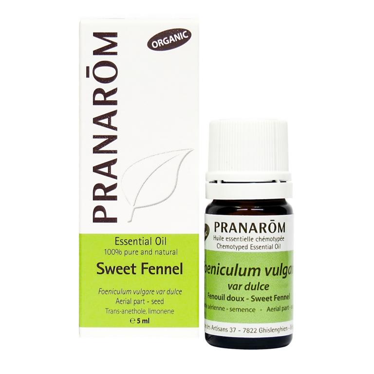 Sweet Fennel Chemotyped Essential Oil