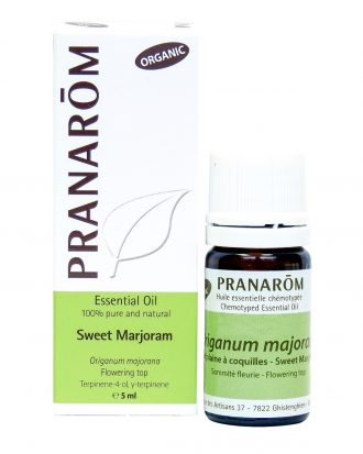 Sweet Marjoram Chemotyped Essential Oil