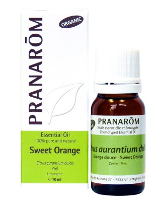 Sweet Orange Chemotyped Essential Oil