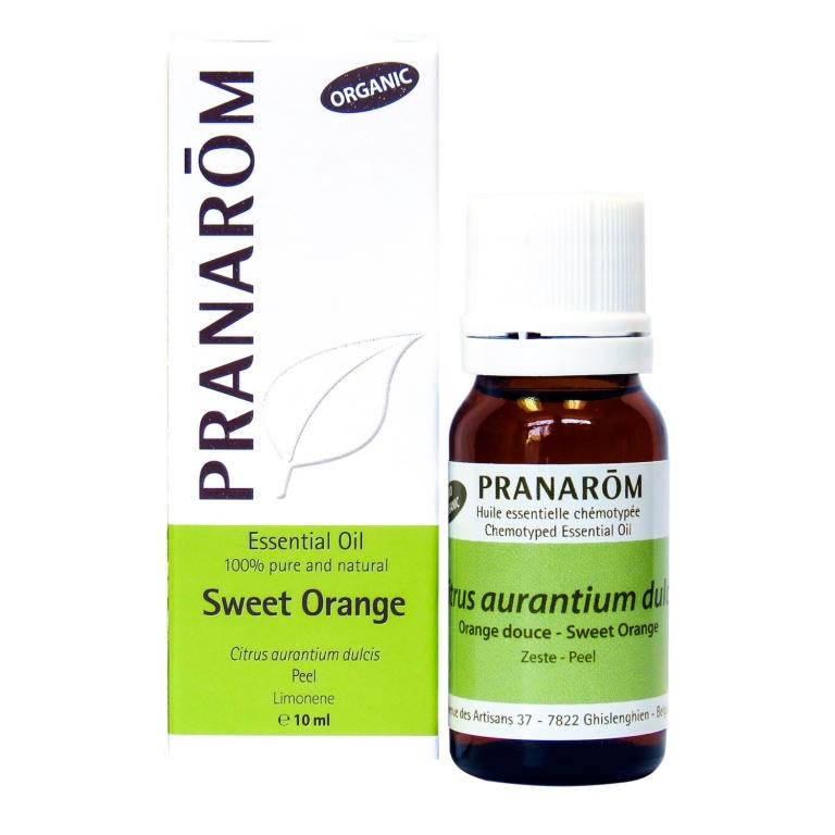 Sweet Orange Chemotyped Essential Oil