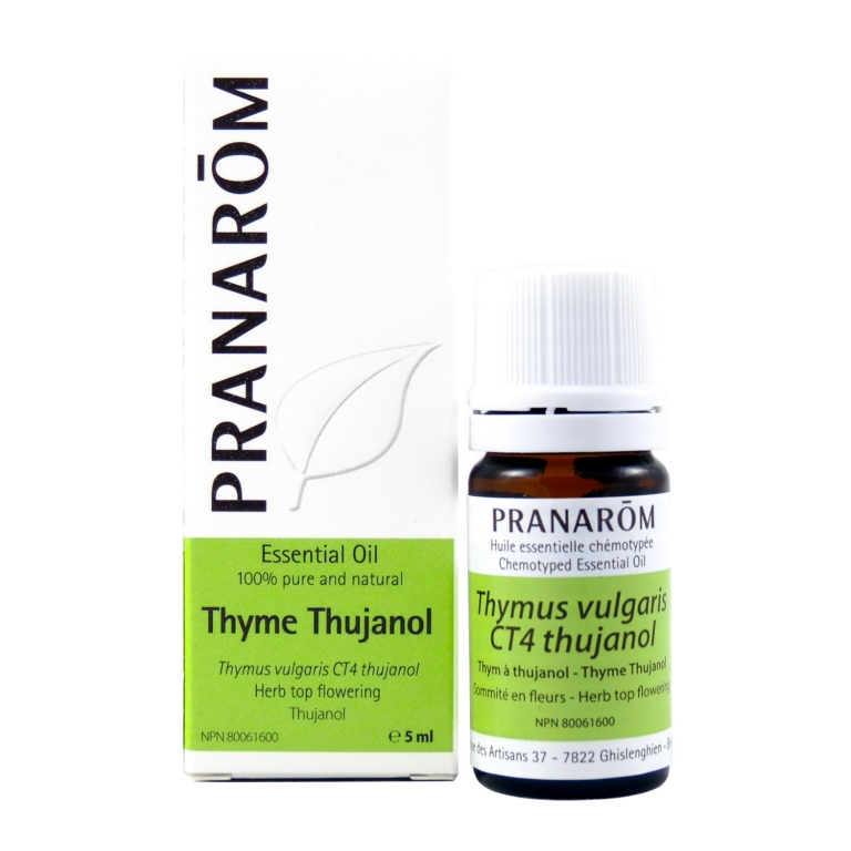 Thyme Thujanol Chemotyped Essential Oil