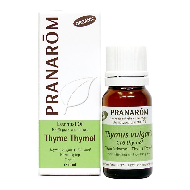 Thyme Thymol Chemotyped Essential Oil