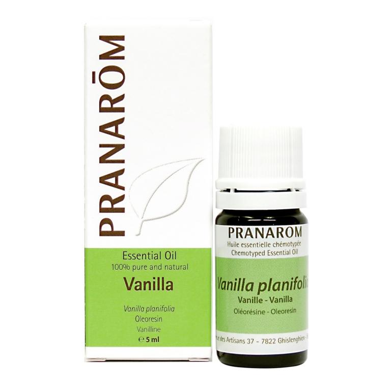 Vanilla Chemotyped Essential Oil, Organic Essential Oils For Sale