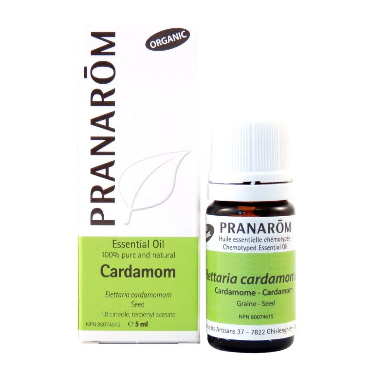 Cardamom Chemotyped Essential Oil, Essential Oils For Cold Sores