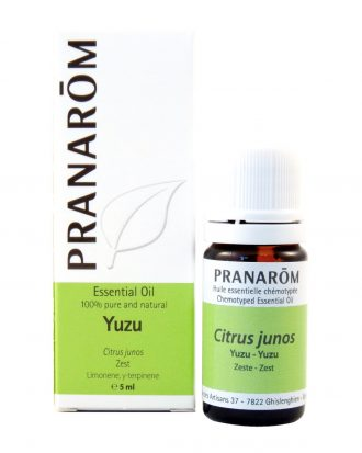 Yuzu Chemotyped Essential Oil, Essential Oils for Digestion Problems